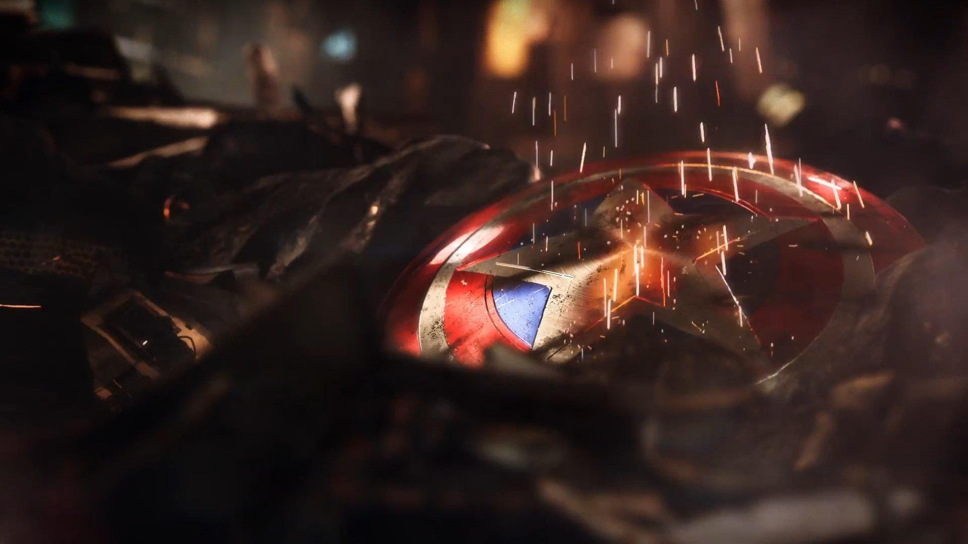 Is Square Enix Teasing Its Avengers Game for E3 2019?