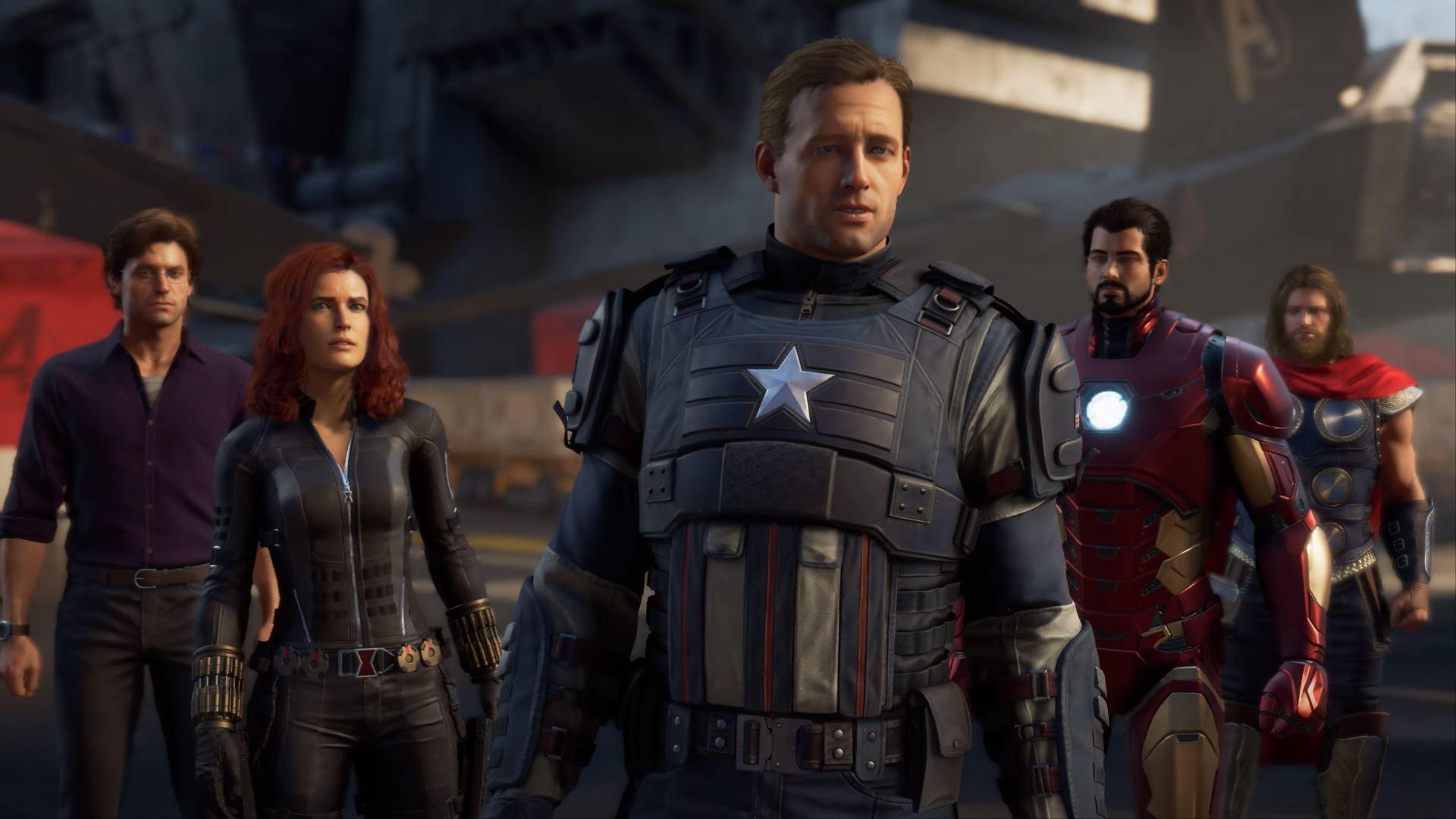 The Avengers Project: Square Enix Game Release Date, Trailer, and