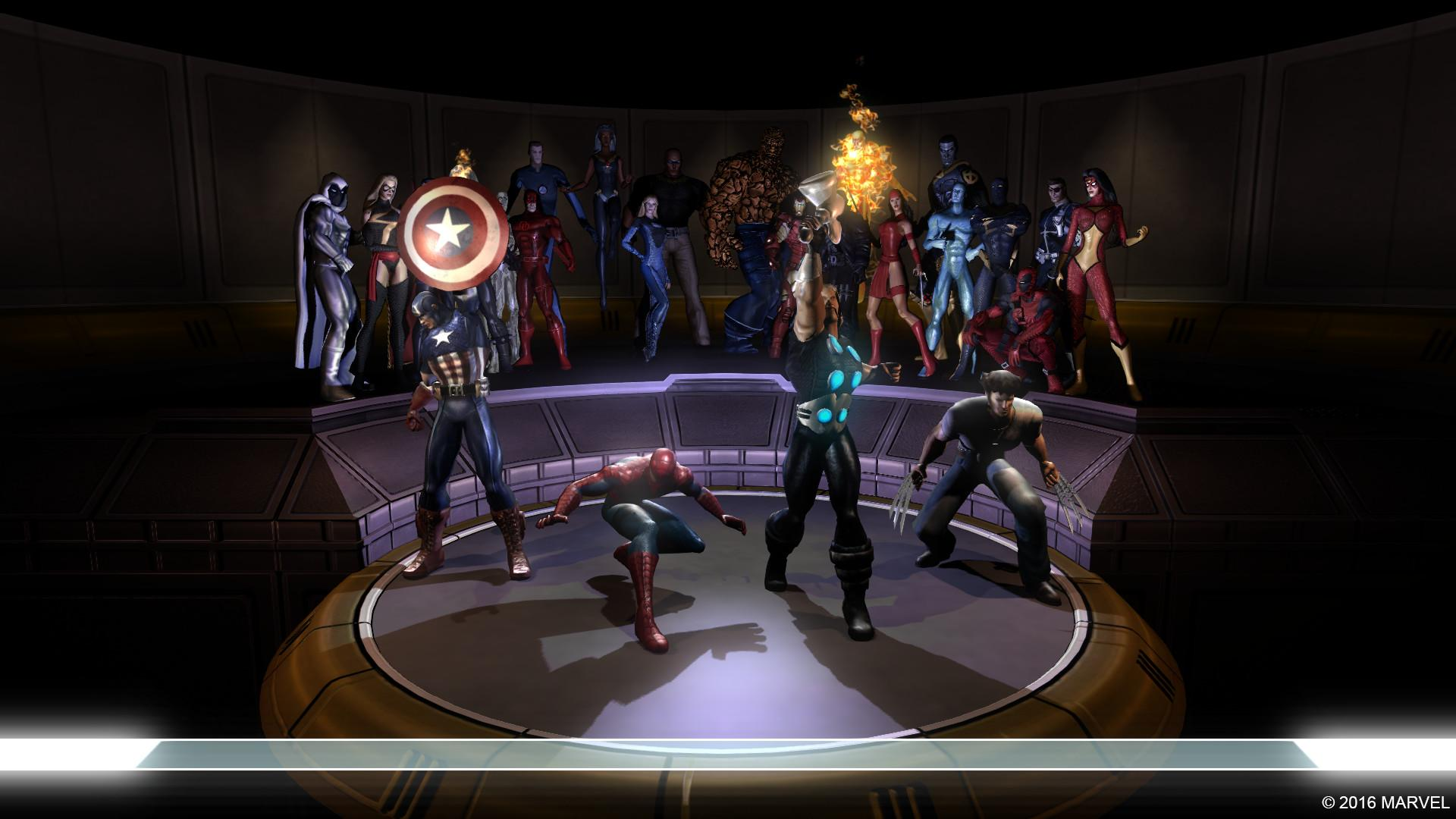 Marvel's The Avengers Project seems to be a Third Person Action Gam