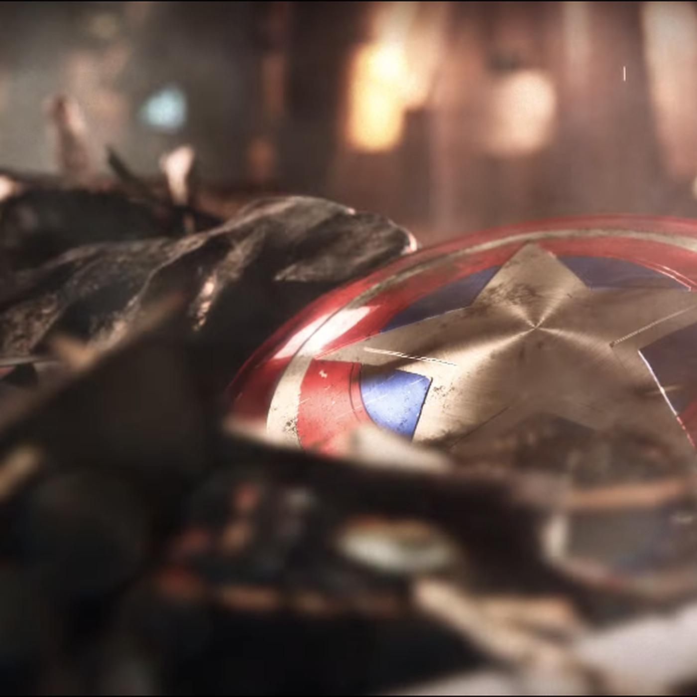 Square Enix teams up with Marvel for The Avengers project