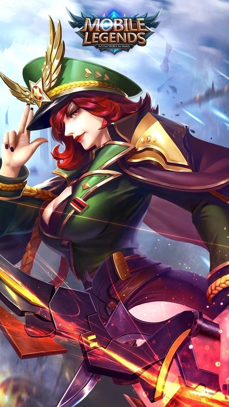 Mobile Legends Heroes Wallpapers Wallpaper Cave