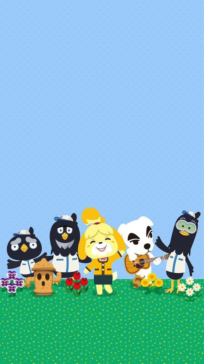 Nintendo Animal Crossing Series Wallpapers - Wallpaper Cave