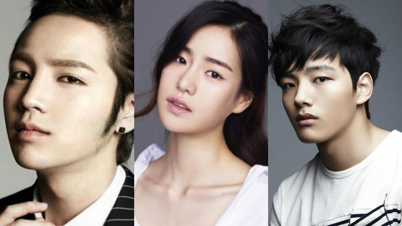 Updated: Jang Geun Suk, Yeo Jin Goo, and Lim Ji Yeon Confirmed for