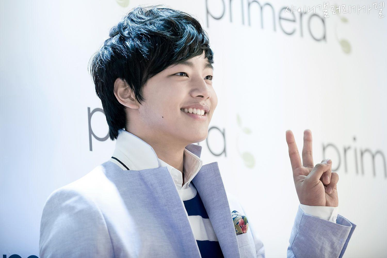 Yeo Jin Goo's Has Transformed From Child Actor To Leading Heartthrob
