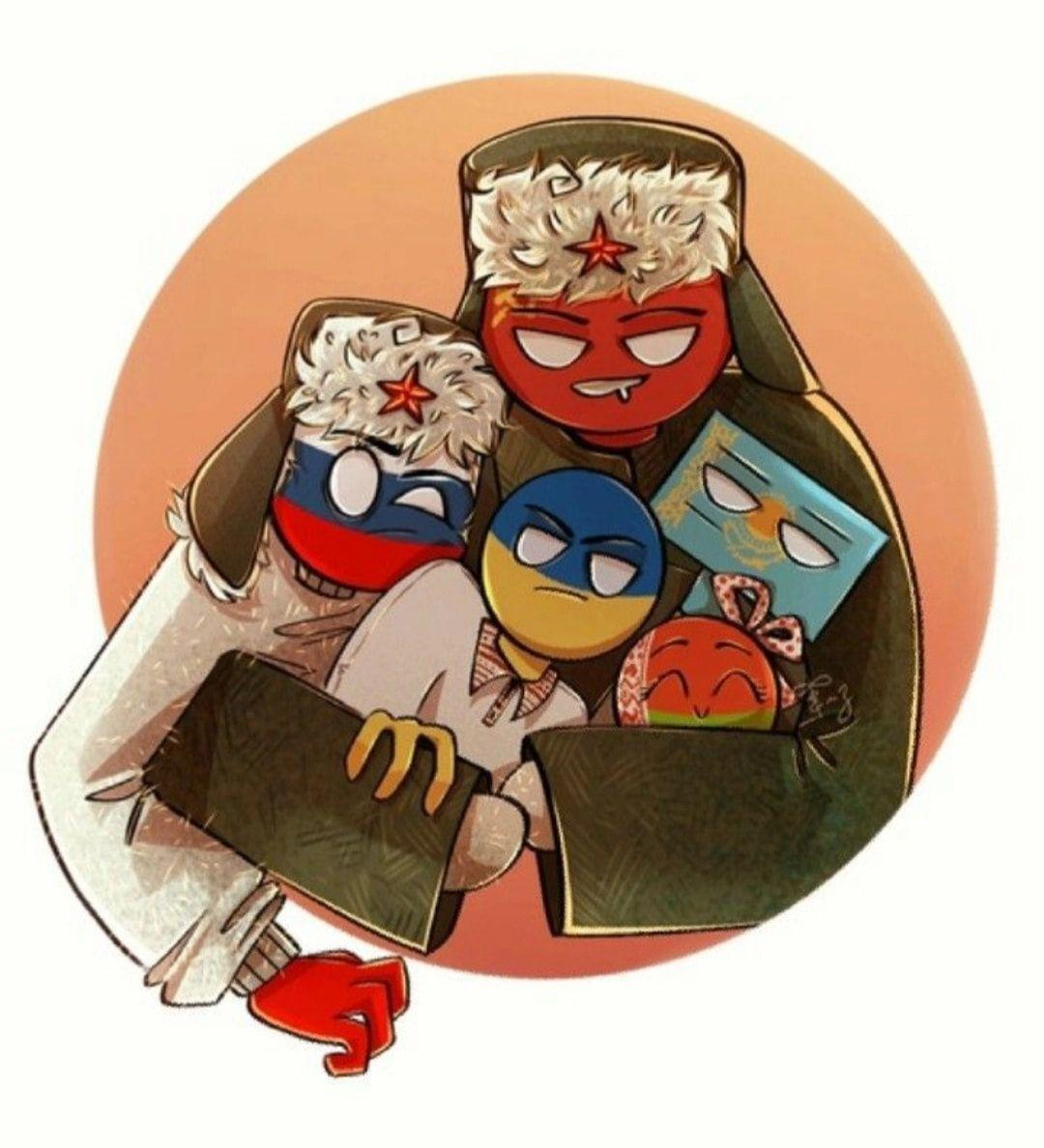 CountryHumans Russia Wallpapers - Wallpaper Cave