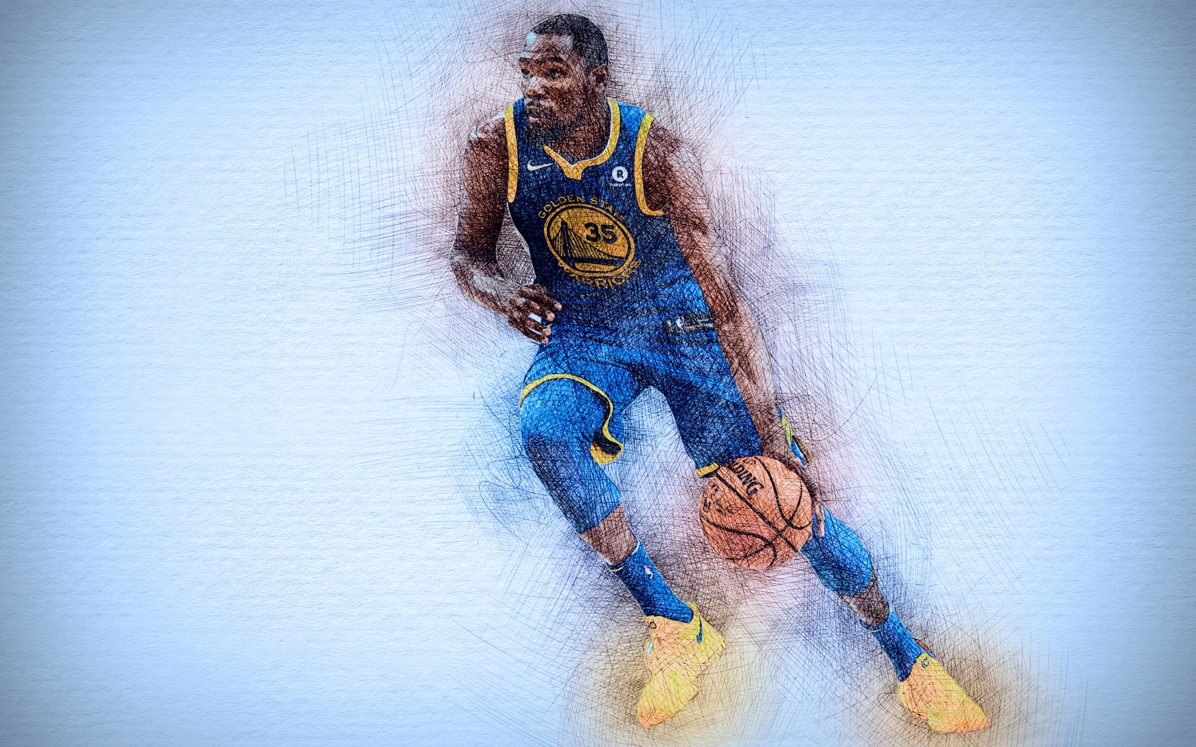 Kevin Durant 2019 Wallpapers Wallpaper Cave