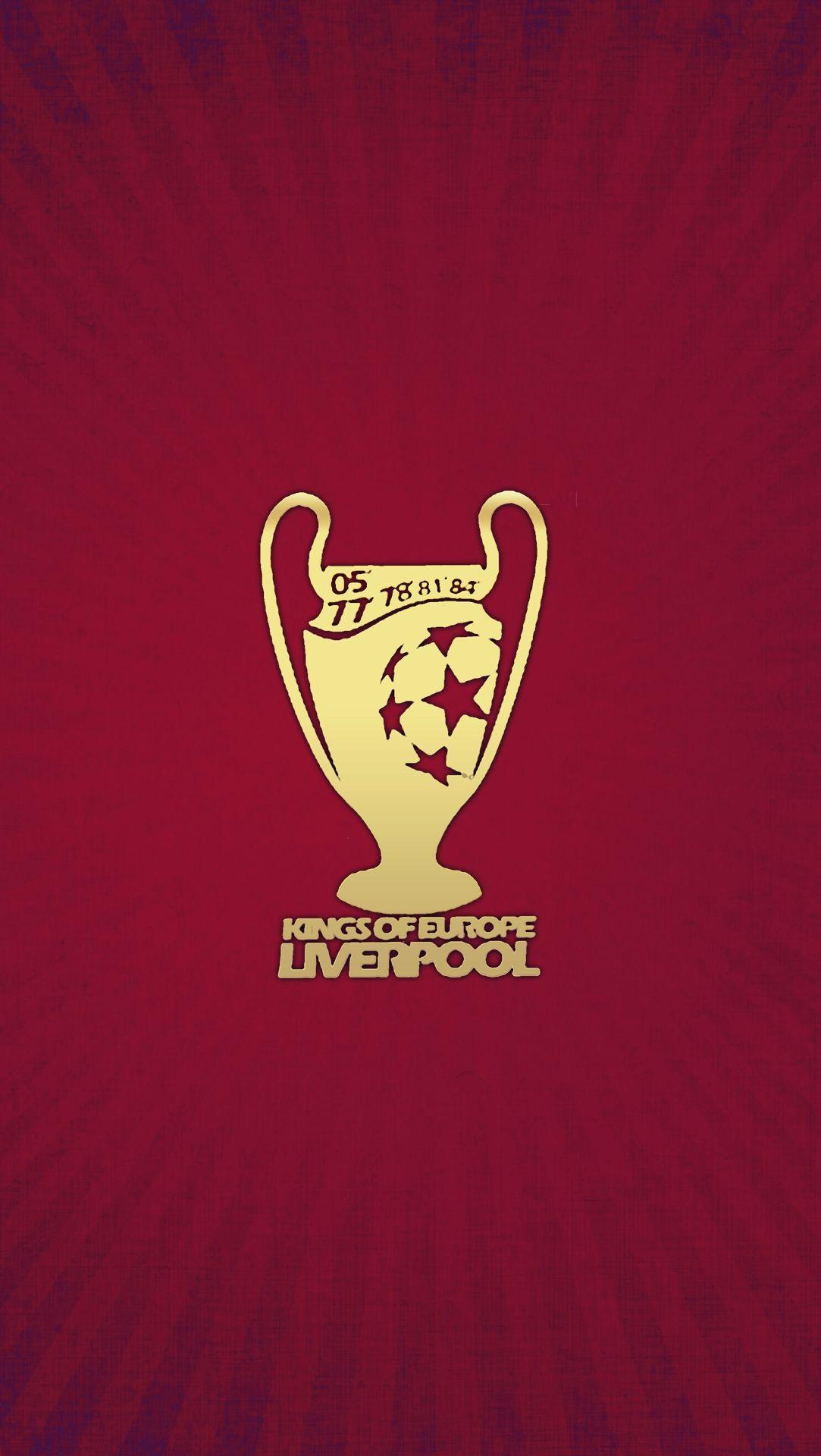 liverpool champions league iphone wallpapers wallpaper cave liverpool champions league iphone