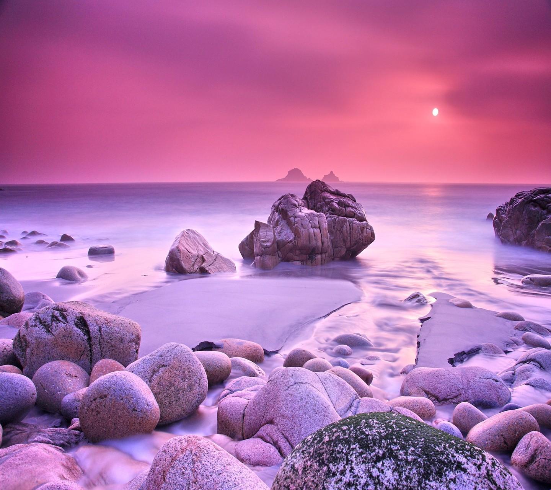 Pink Rocks Wallpapers