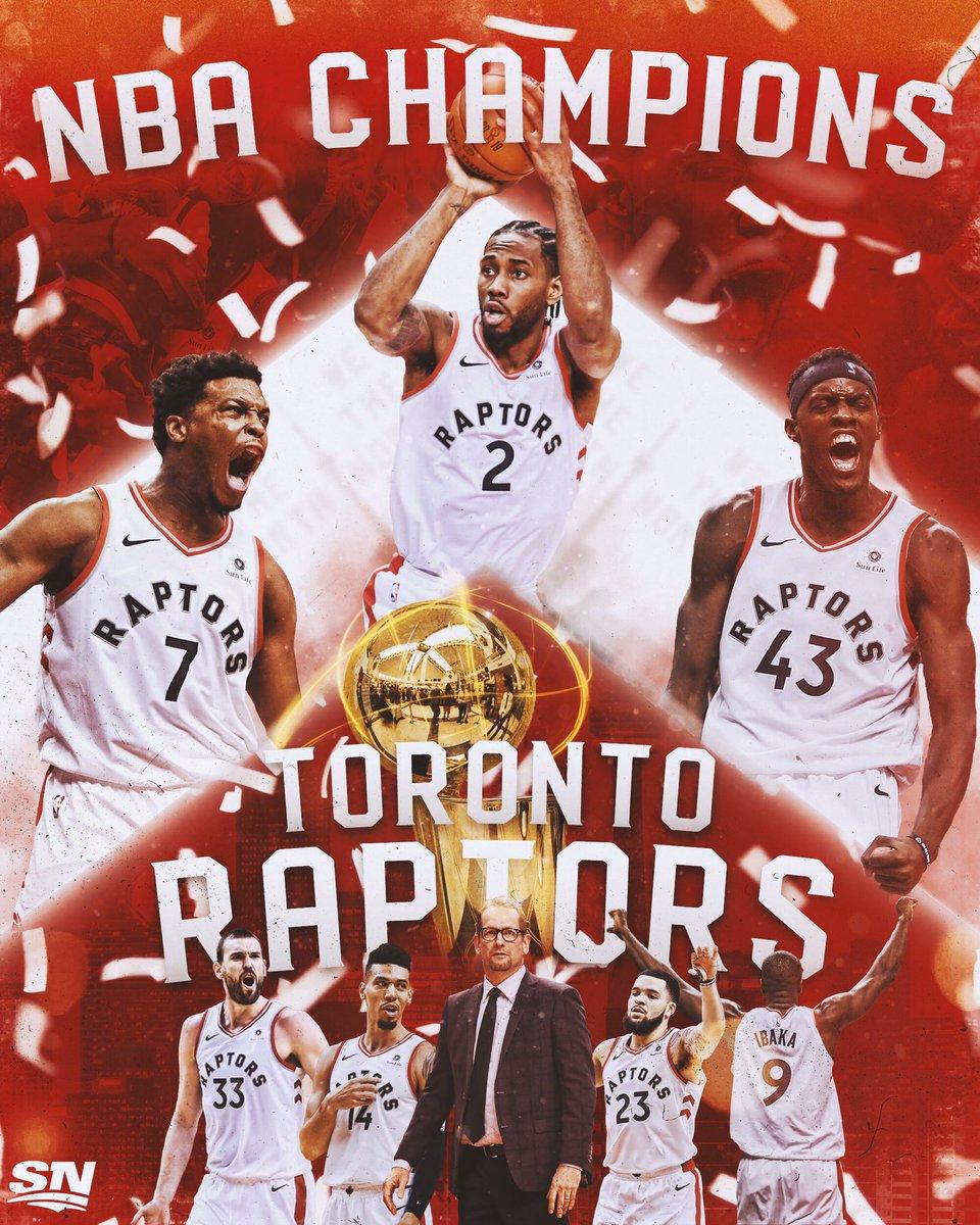 Toronto Raptors NBA Champions Wallpapers