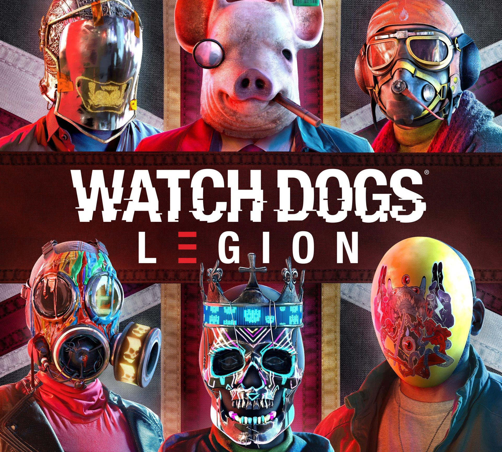 Watch Dogs: Legion Wallpapers