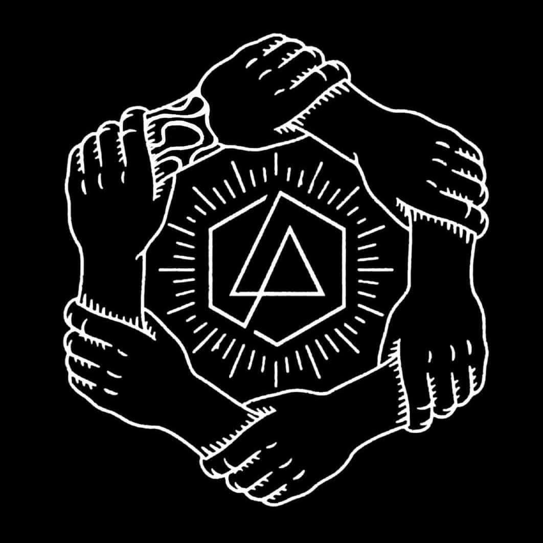 Linkin Park Logo Wallpapers Wallpaper Cave