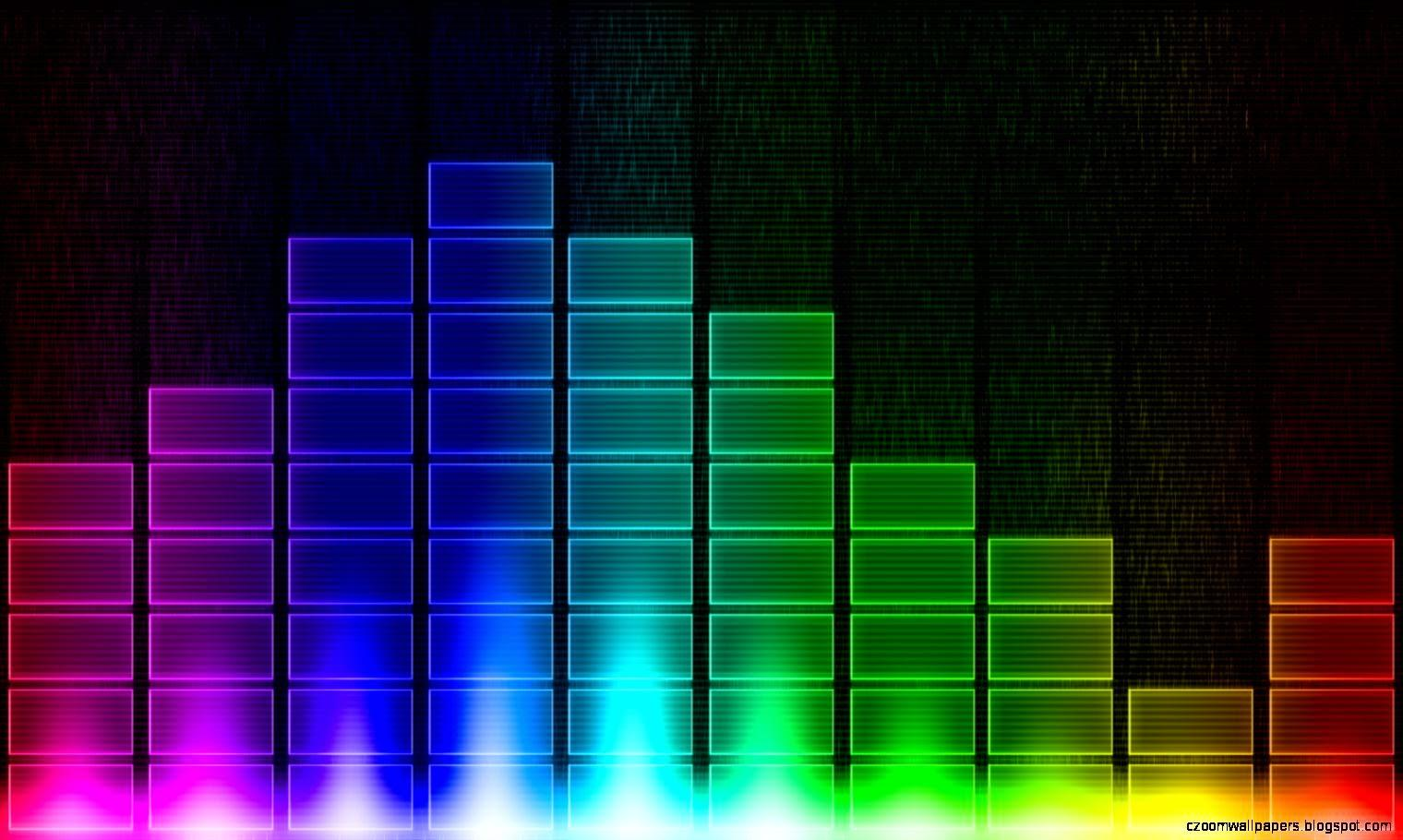 Music Visualizer Wallpapers - Wallpaper Cave