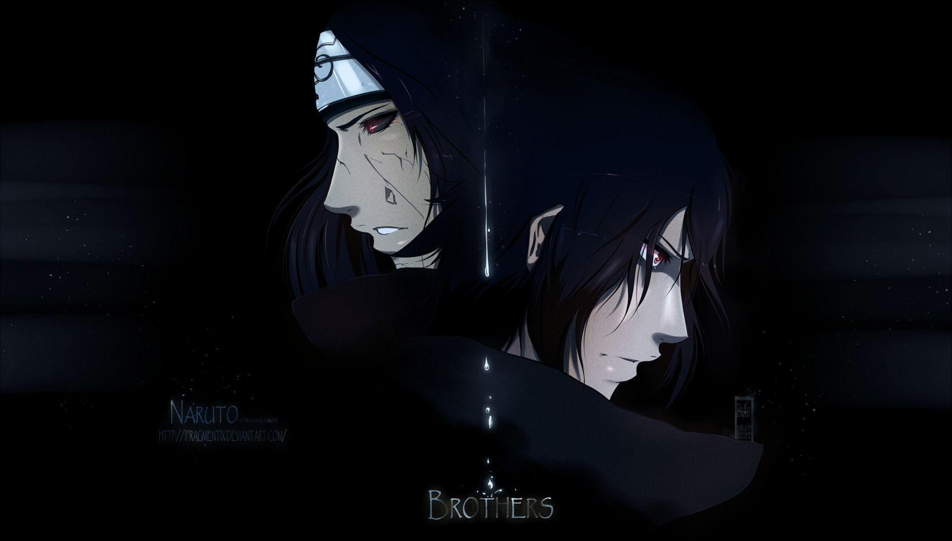 Aesthetic Itachi Desktop Wallpapers Wallpaper Cave
