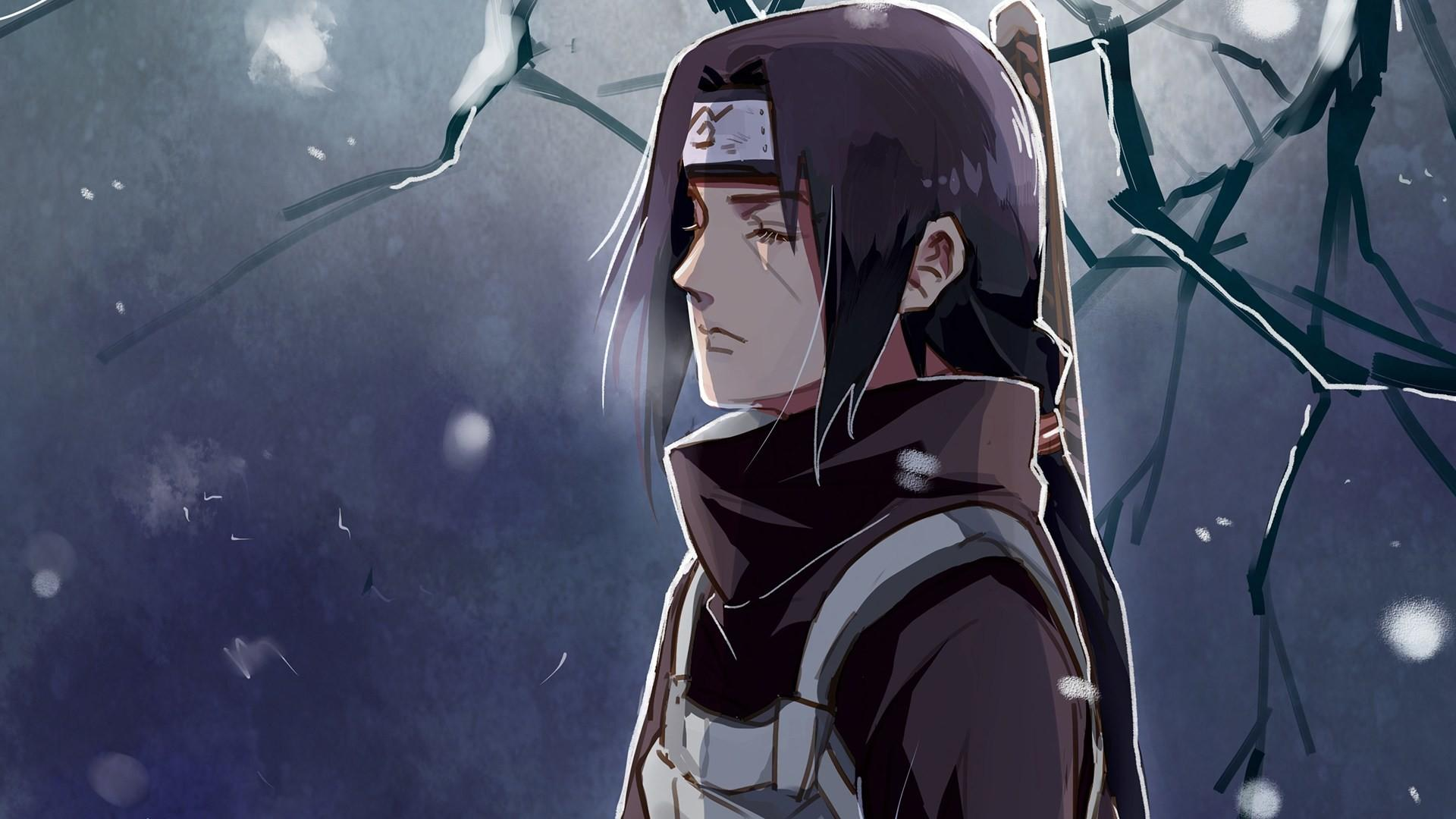 Ps4 Anime Itachi Wallpapers Wallpaper Cave