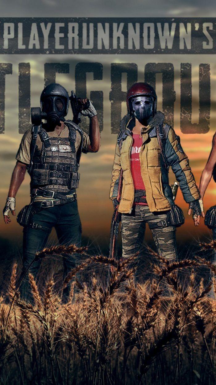 PUBG HD Wallpapers For PC, Android & iPhone