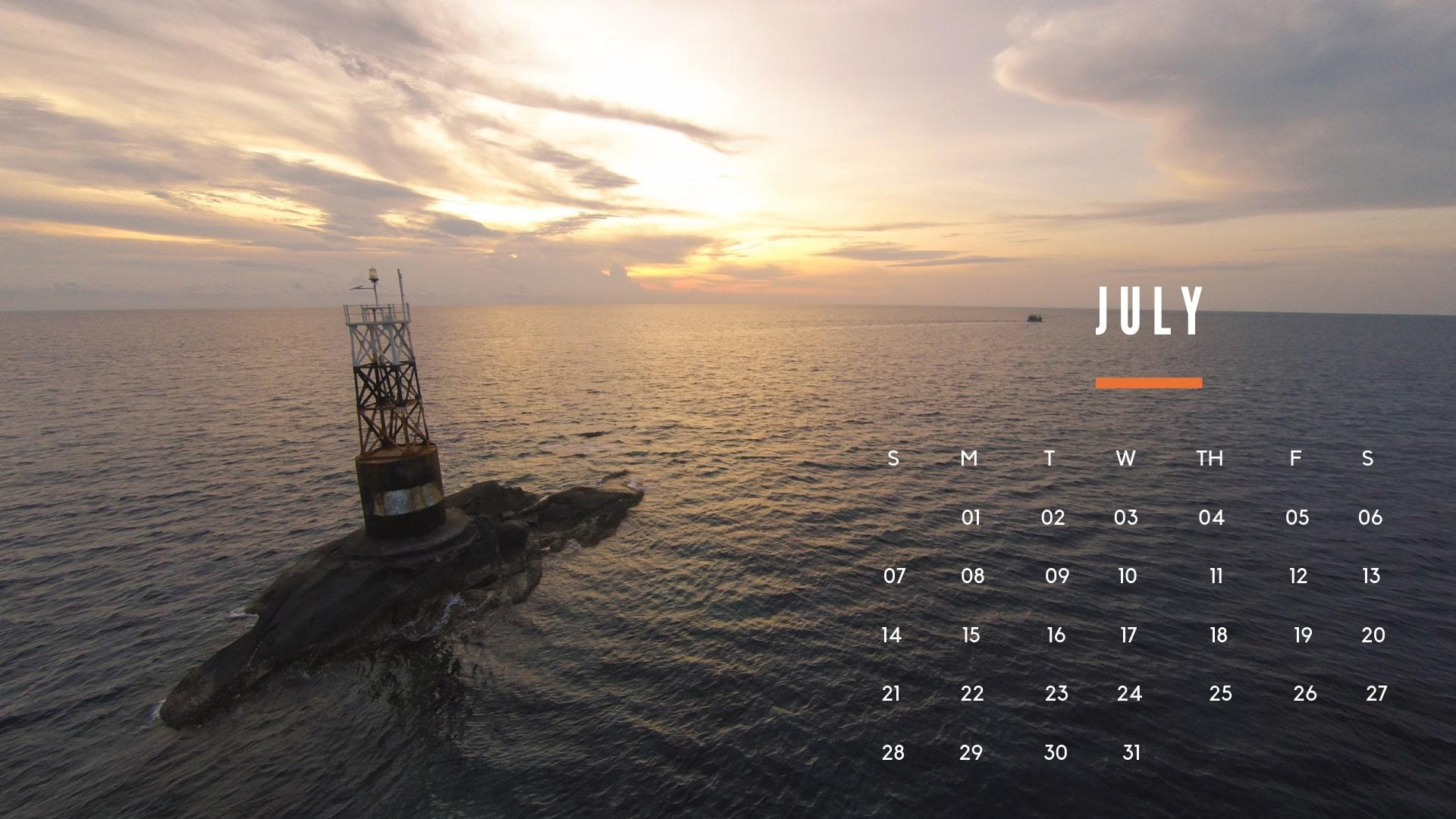 Calendar Wallpapers 2019: Download Monthly 2019 Calendar Wallpapers