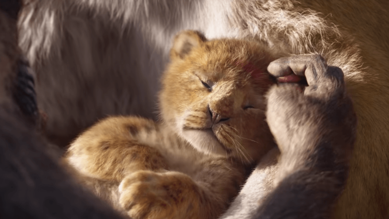 This 'Lion King' Remake Sure Looks Like the Old 'Lion King'