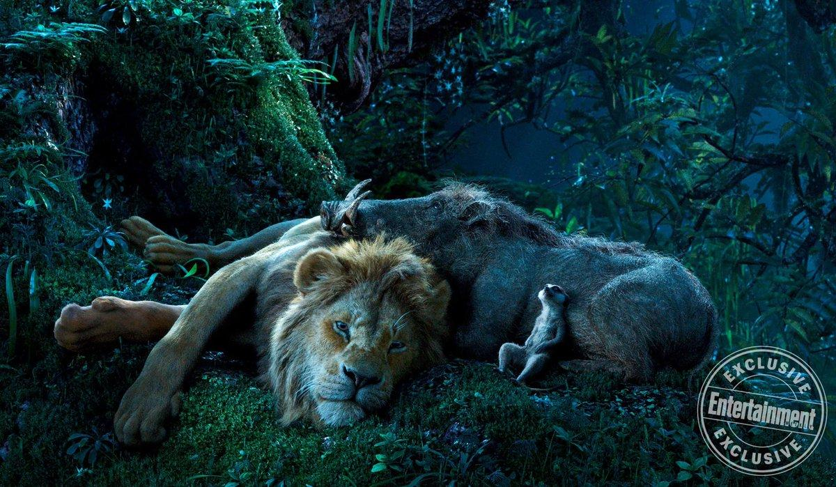 Disney The Lion King on Twitter: New photos from Disney The Lion