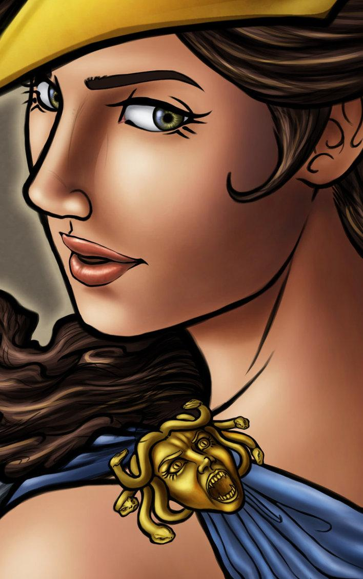 Eye Of Athena