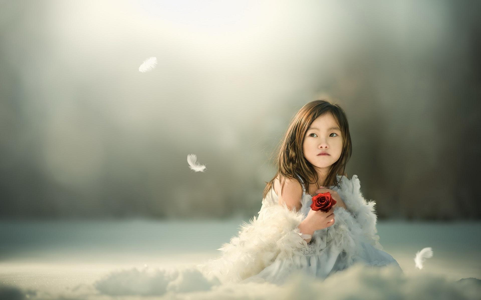Cute Small Girls Wallpapers Wallpaper Cave