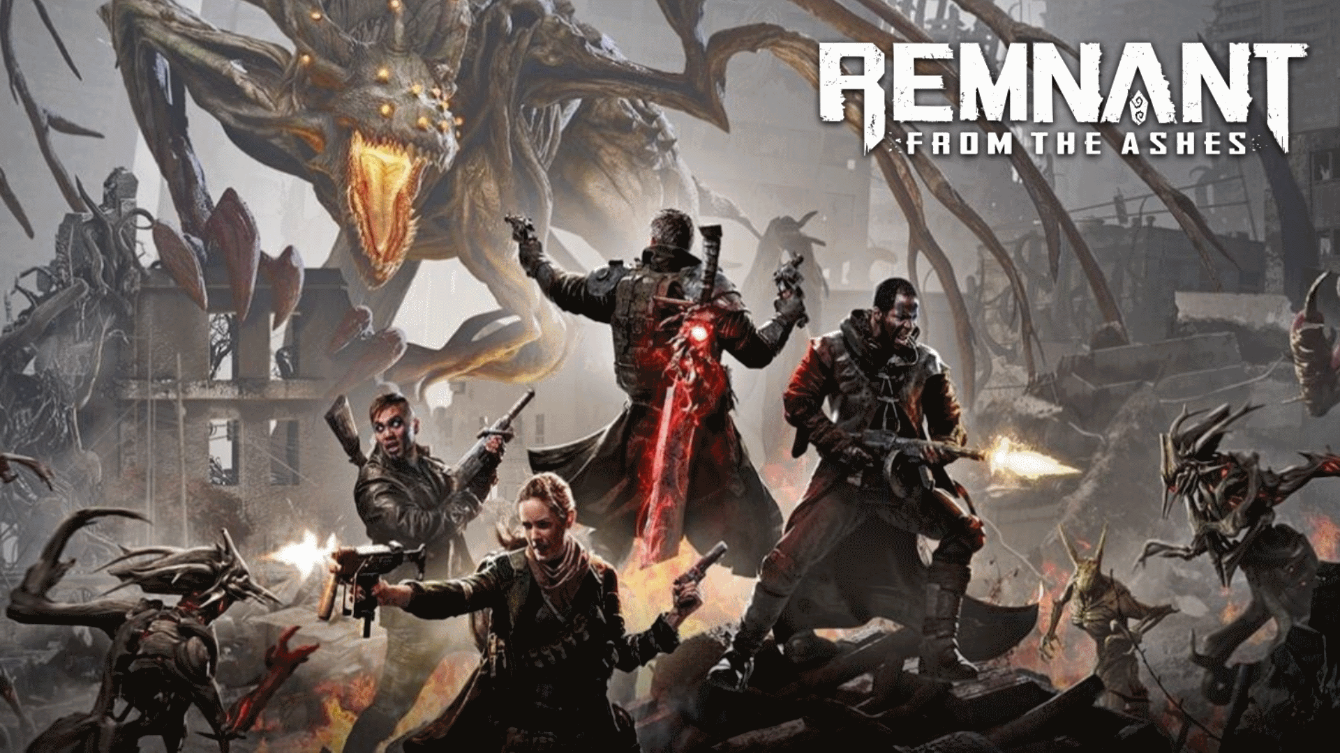 Remnant From The Ashes Wallpapers Wallpaper Cave
