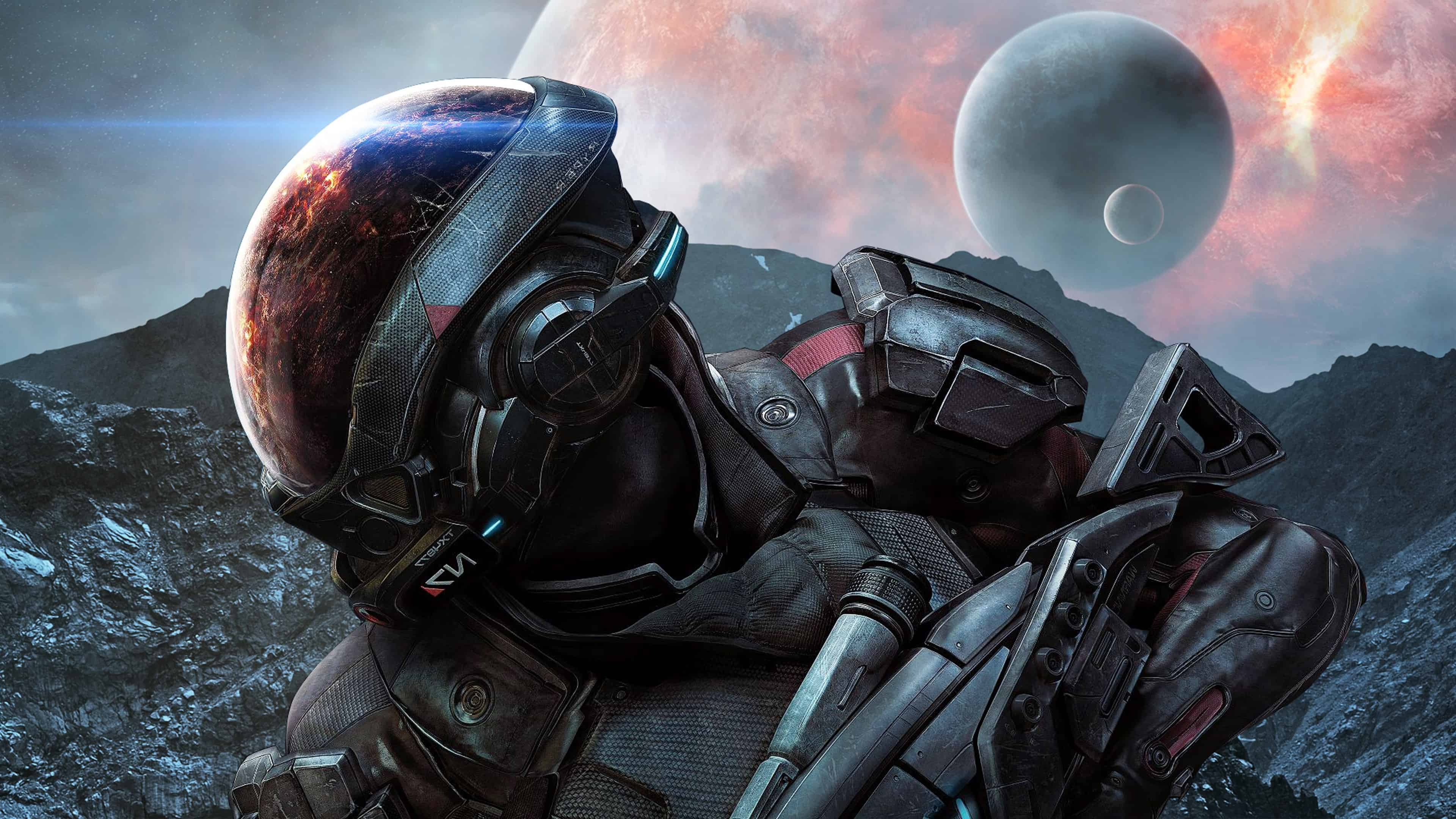 Mass Effect Andromeda 2019 Wallpapers - Wallpaper Cave