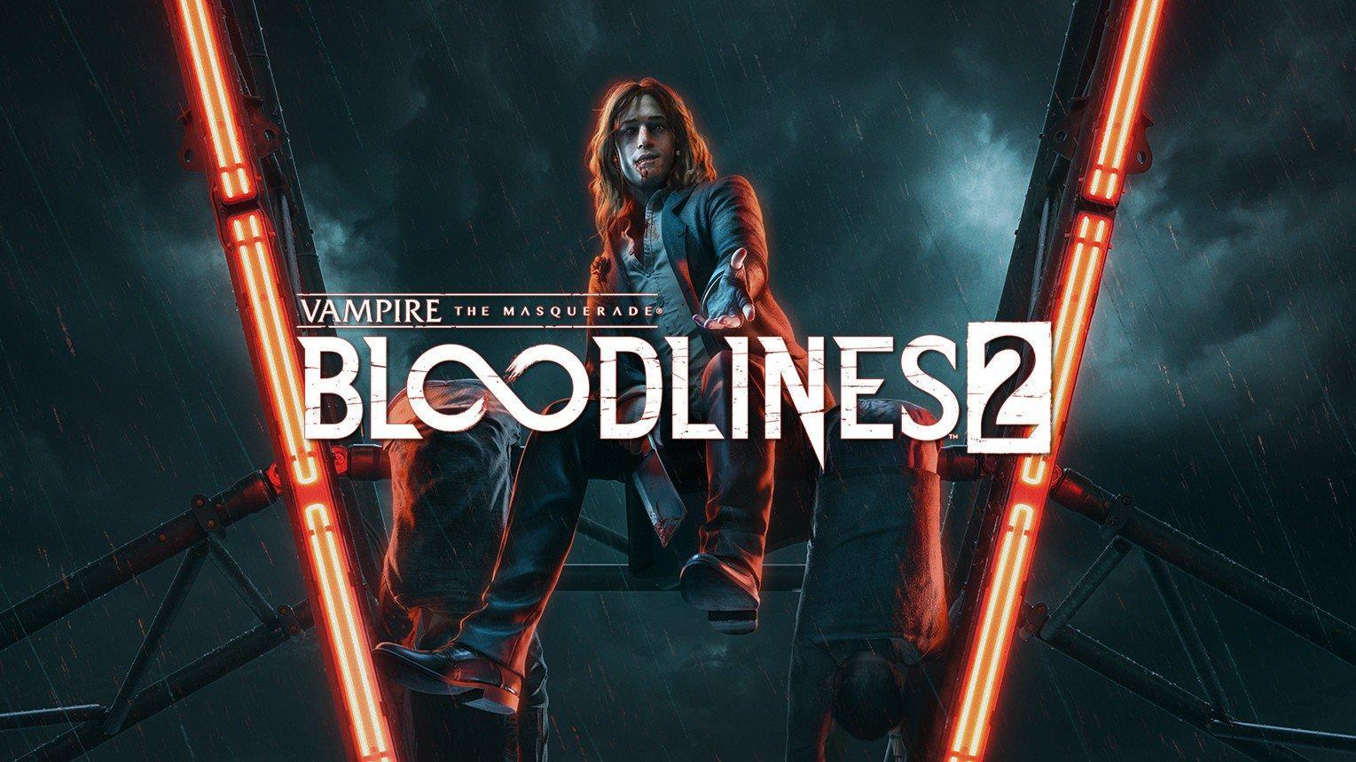 Vtm Bloodlines 2 Game Wallpapers Wallpaper Cave