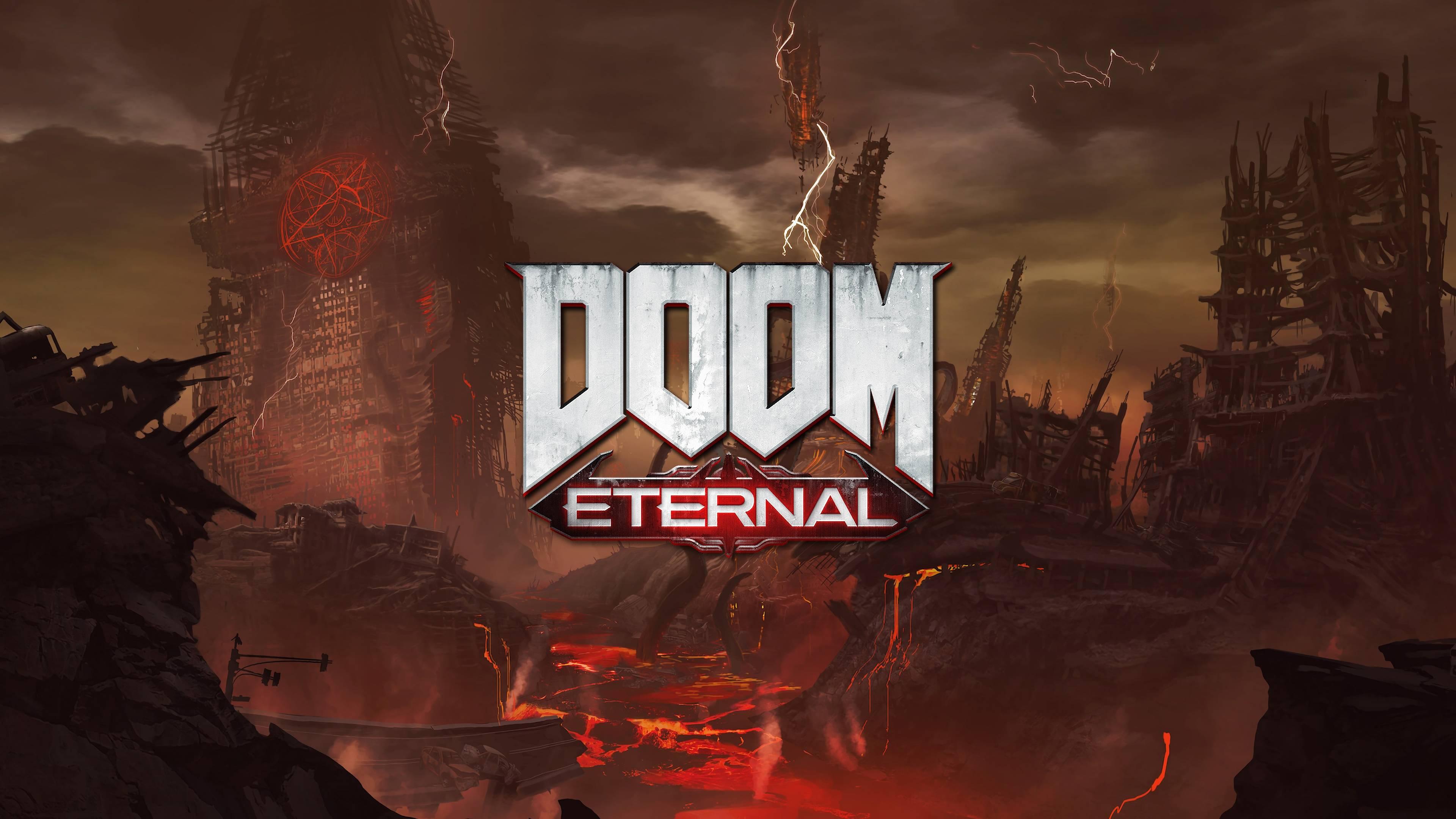 Doom Eternal 4k Wallpapers Wallpaper Cave