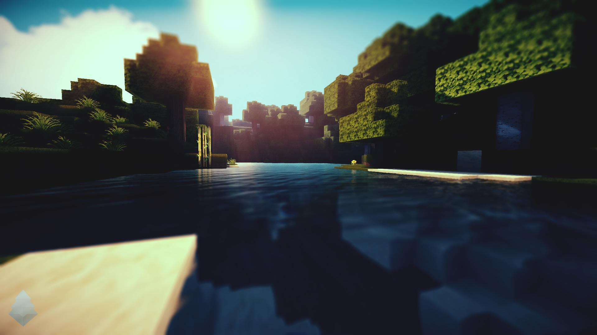 Realistic Minecraft Wallpapers Wallpaper Cave