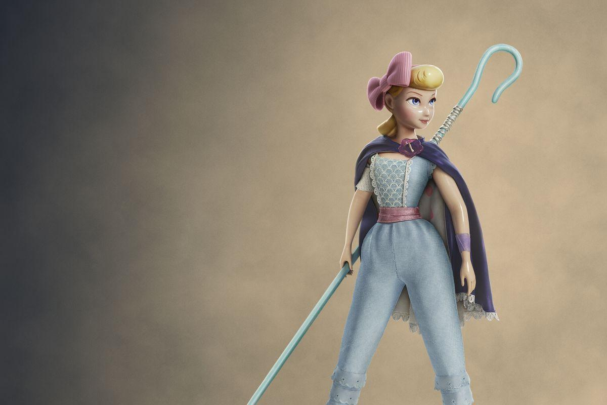 Toy Story 4 marks return of Bo Peep after 20 years - Polygon