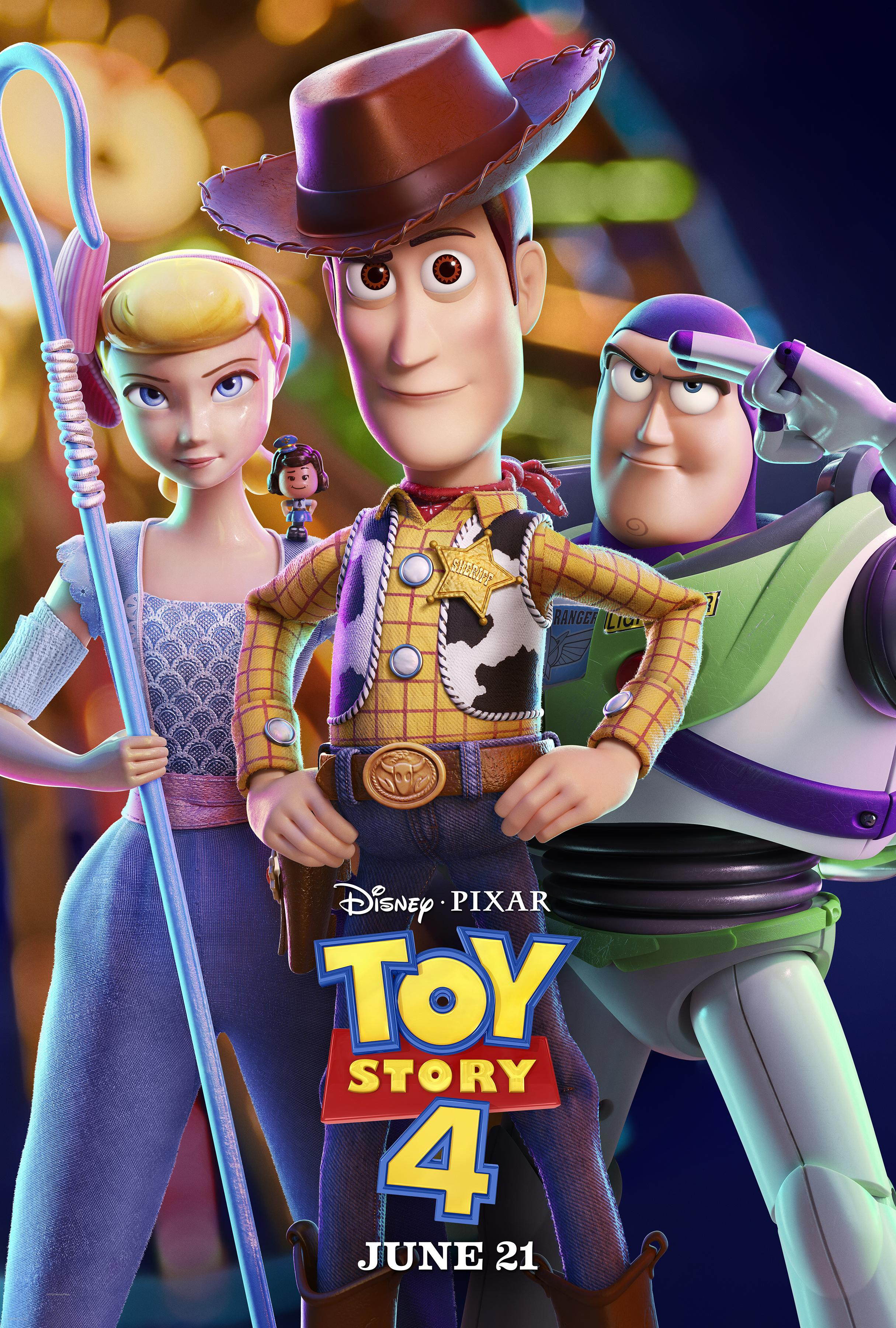 New Toy Story 4 Preview and Final Poster Released! - AllEars.Net