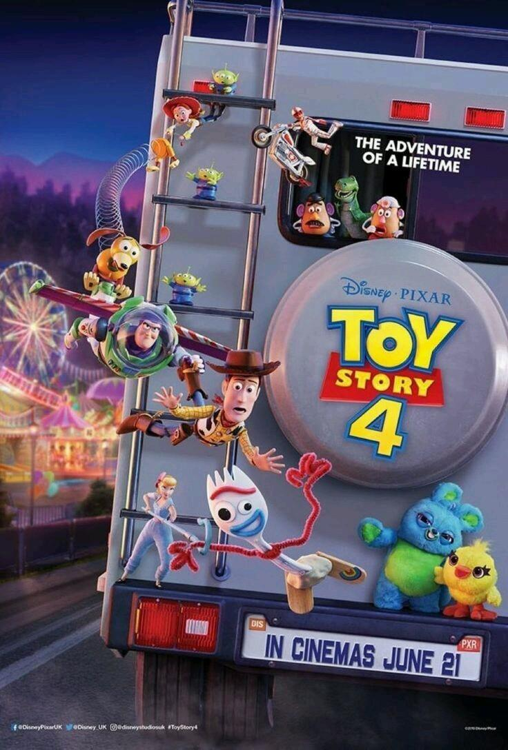 toy story wallpapers — Toy story 4 wallpaper