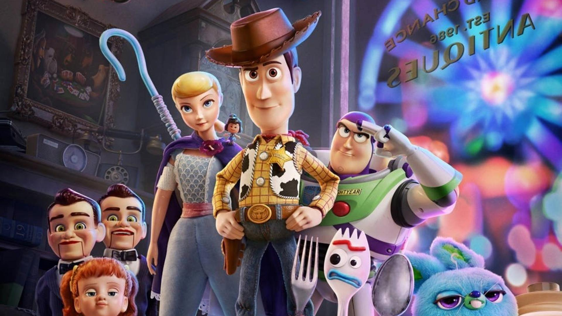 Wonderful Full Trailer and Poster for Pixar's TOY STORY 4 — GeekTyrant