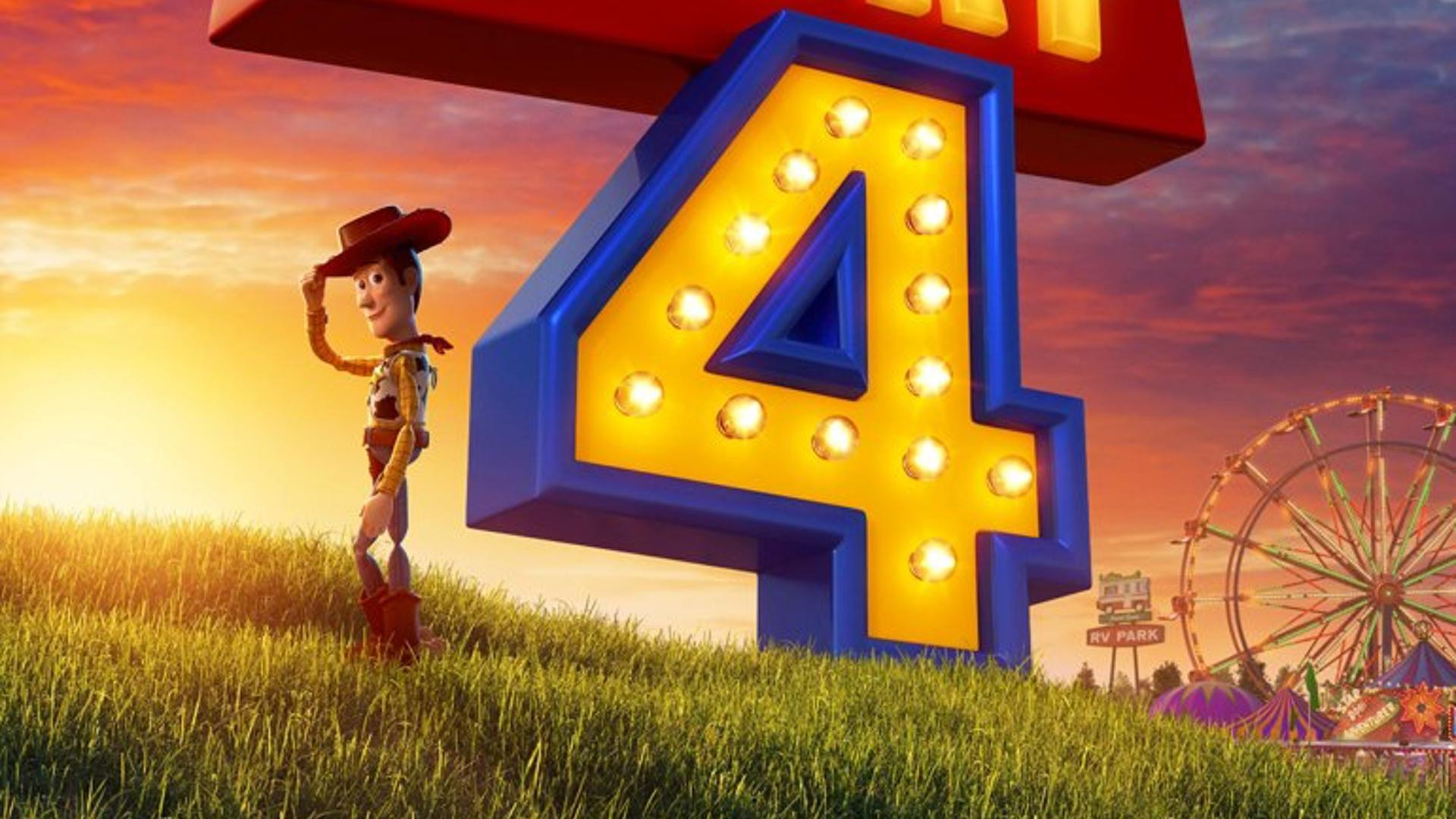 Woody Graces the New Poster for Pixar's TOY STORY 4 — GeekTyrant