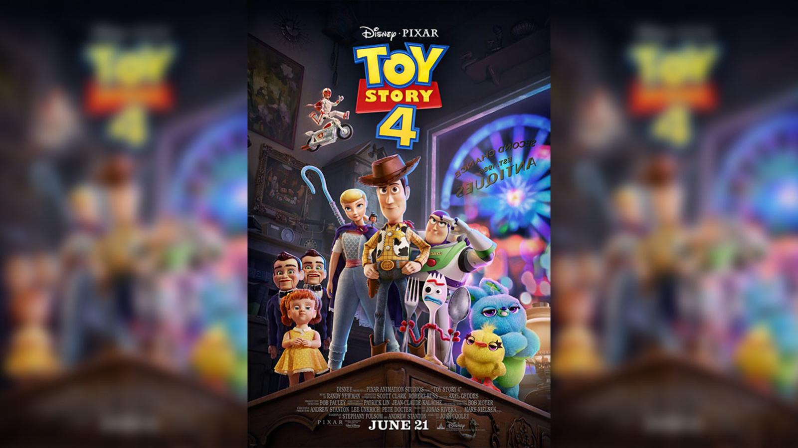 Toy Story 4': Watch first full-length trailer | abc7news.com