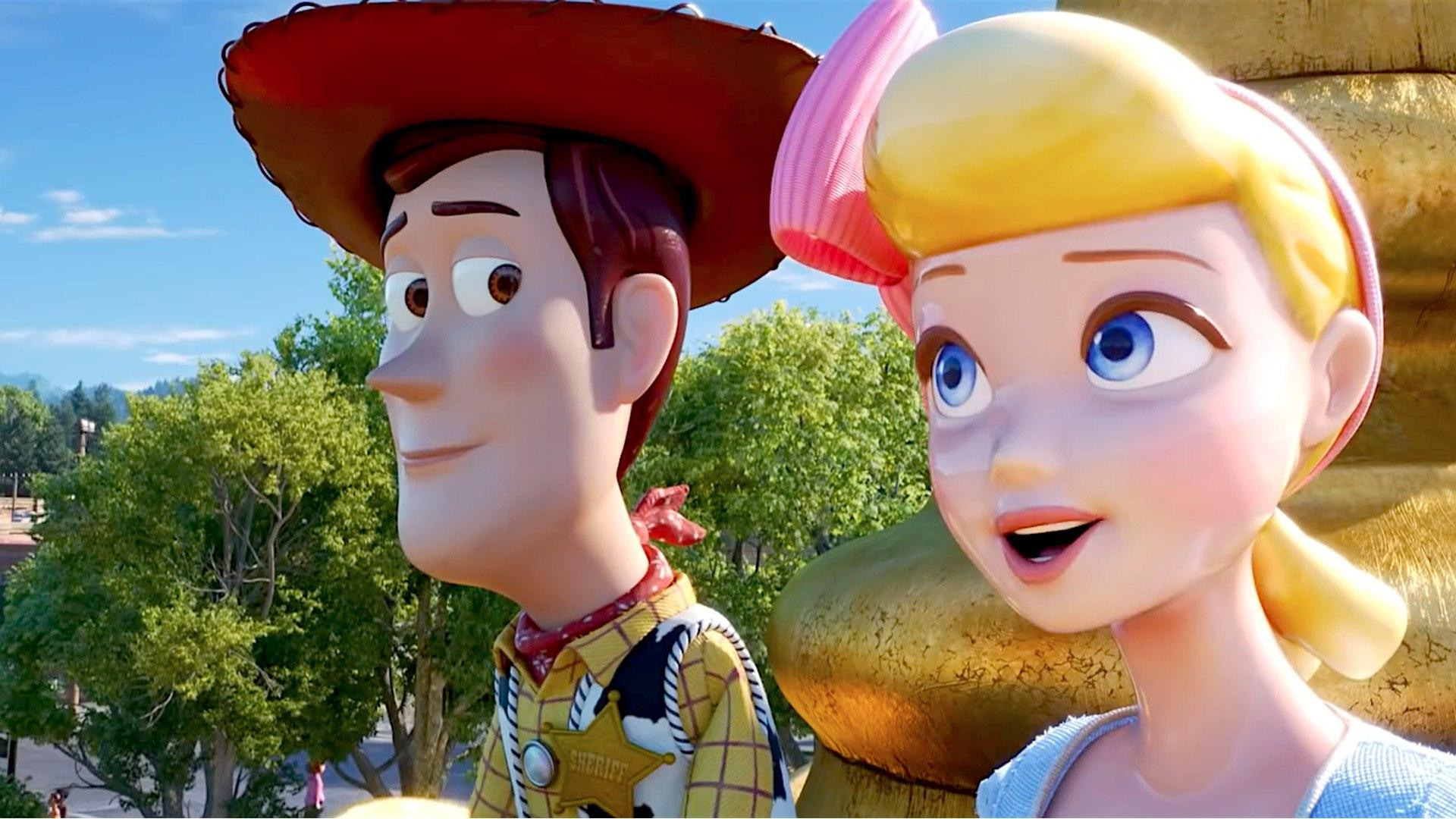 Toy Story 4 - Official Trailer - video dailymotion