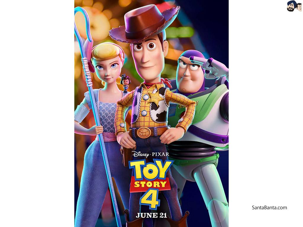 Toy Story 4 Movie Wallpaper #8