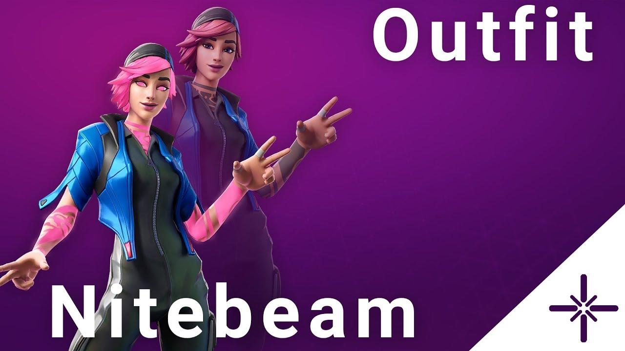 Nitebeam Fortnite wallpaper