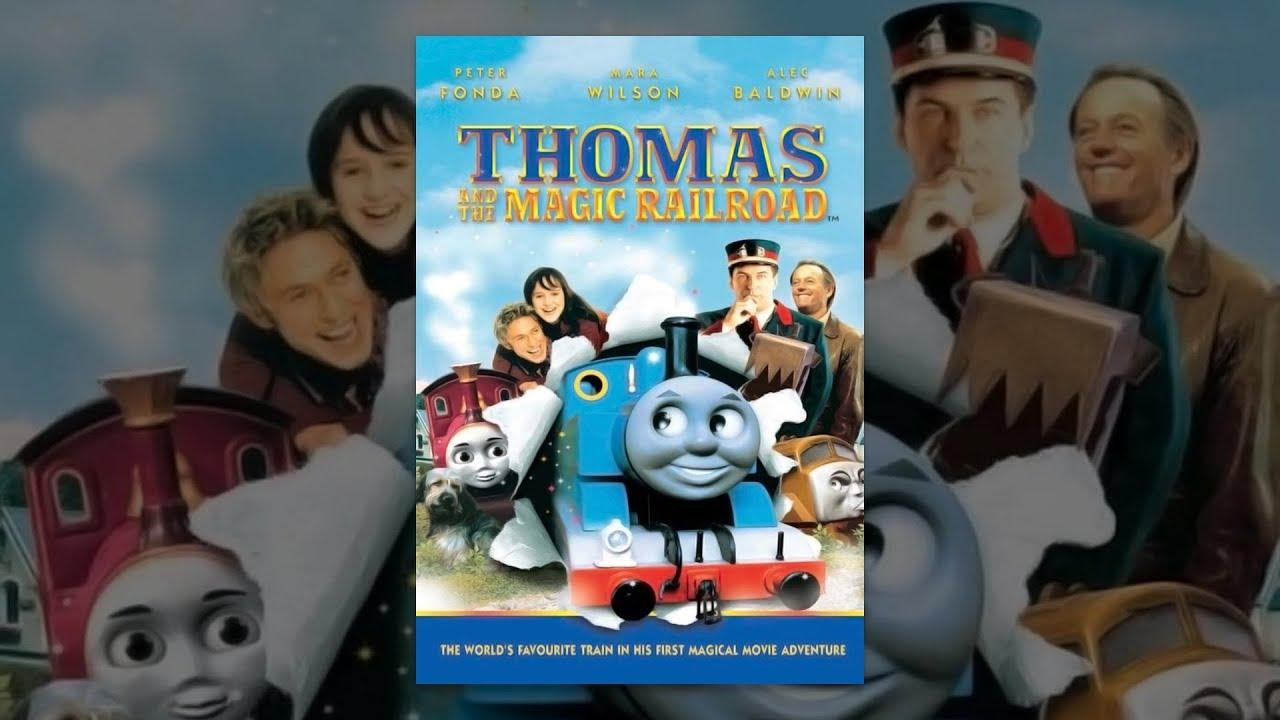 Thomas And The Magic Railroad Wallpapers - Wallpaper Cave