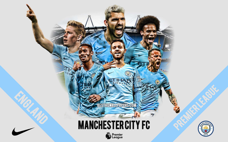 Man City 2019 Wallpapers - Wallpaper Cave