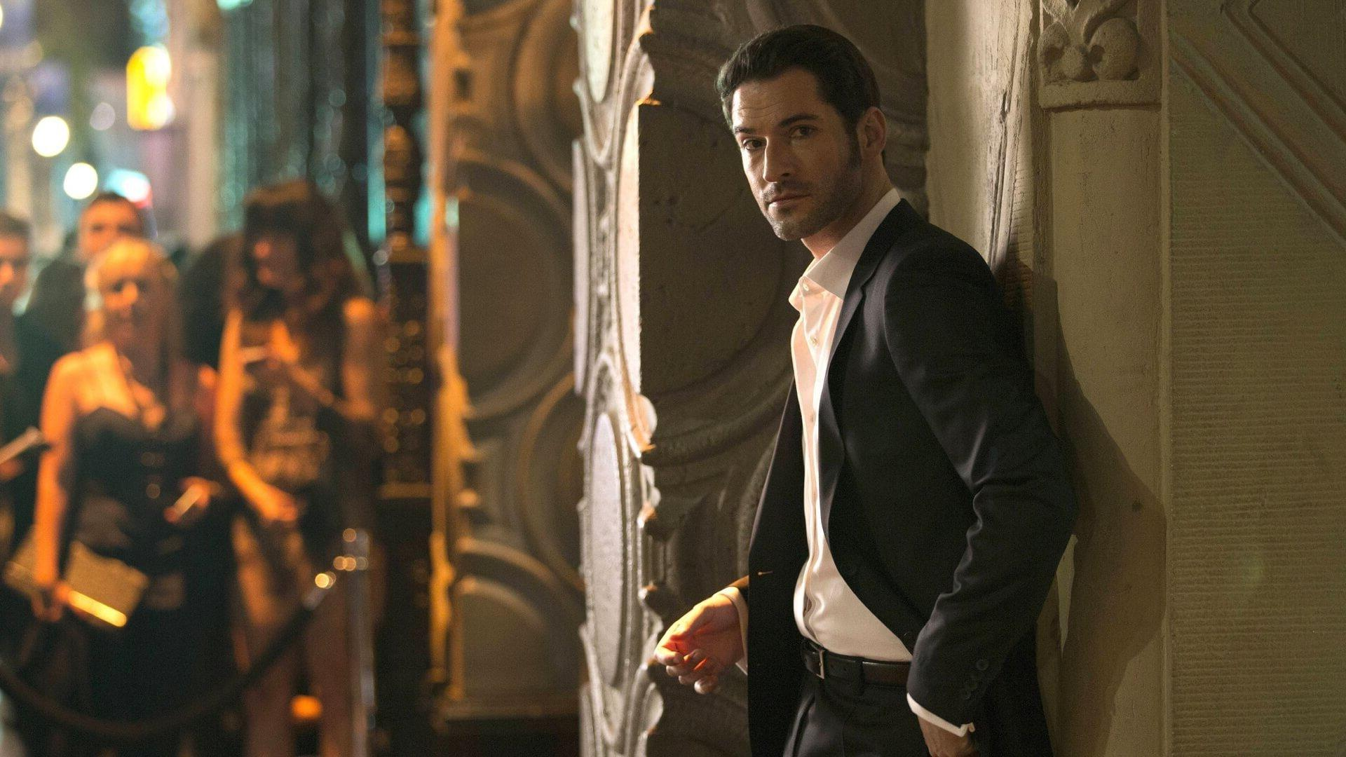 Lucifer Tv Show Wallpapers Wallpaper Cave