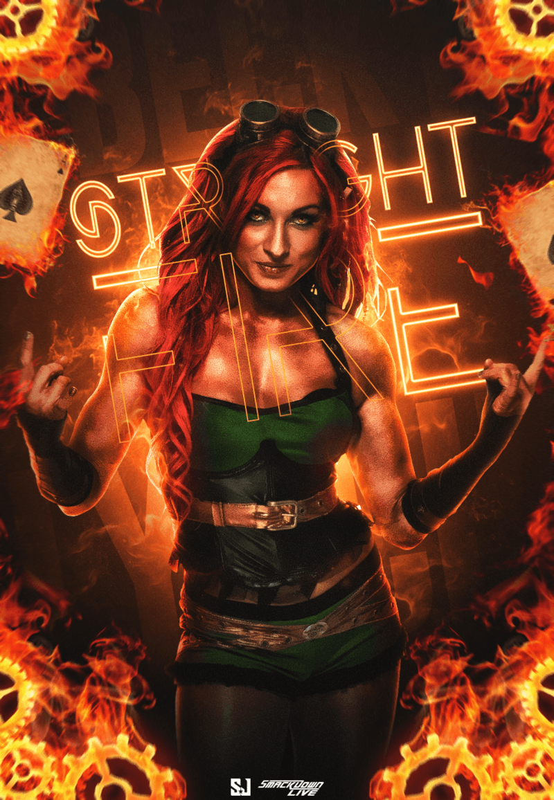 Becky Lynch The Man Wallpapers