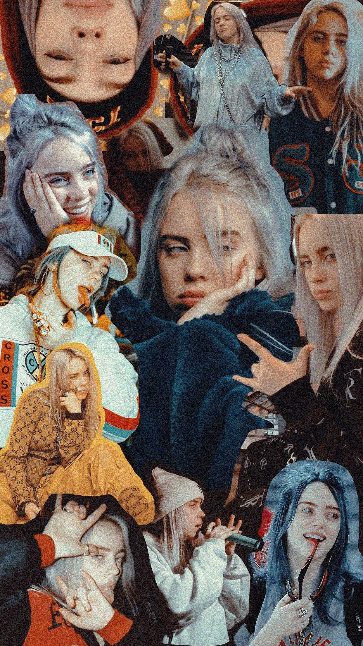 Billie Eilish Cute 2019 Wallpapers Wallpaper Cave
