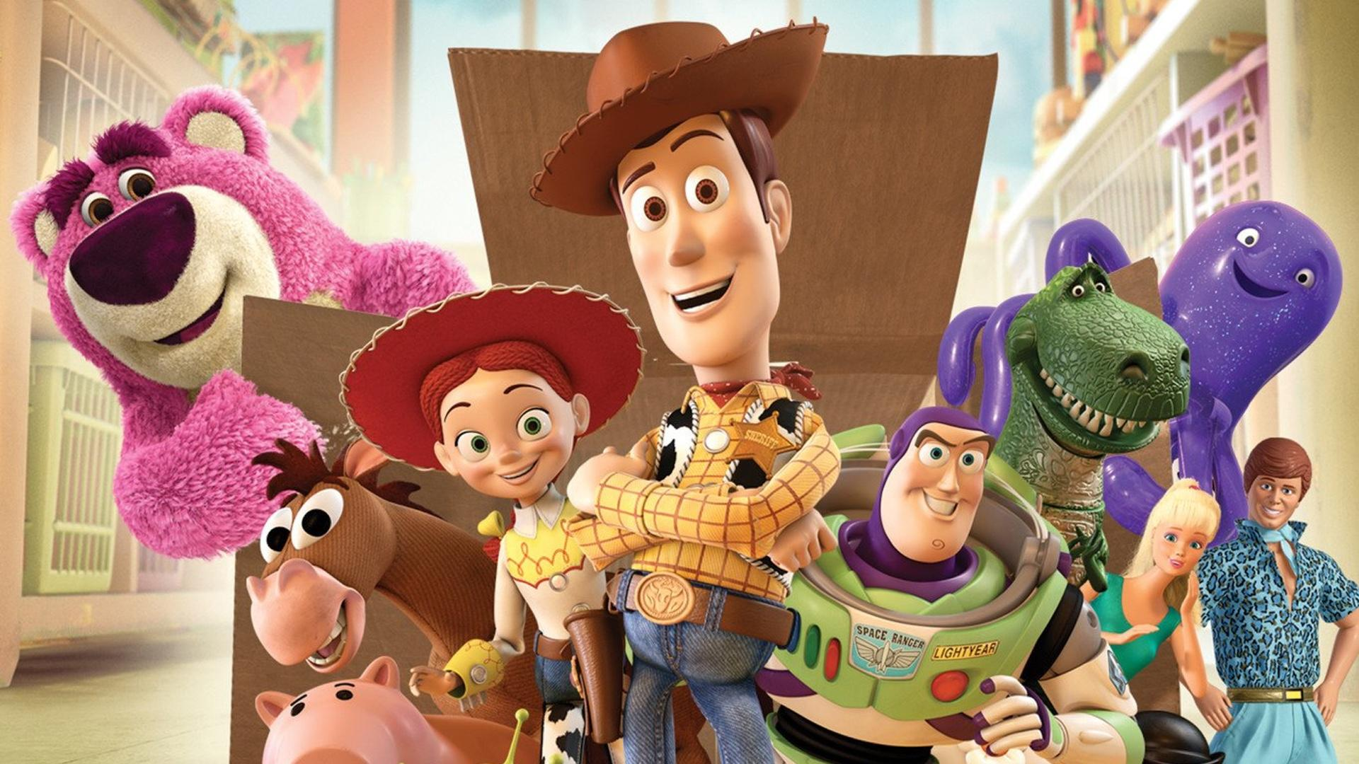 Toy Story 4 3D Wallpapers - Wallpaper Cave