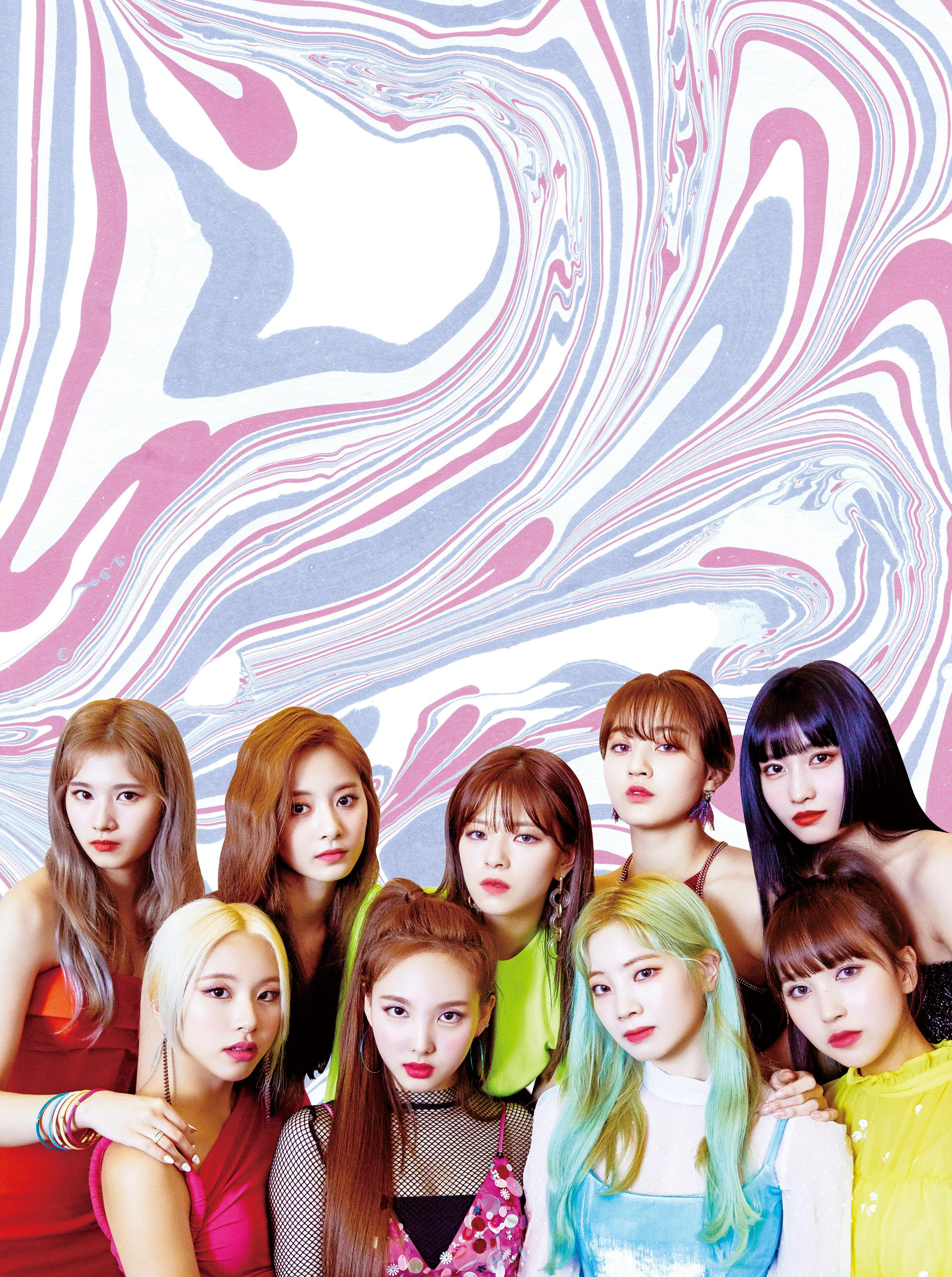 Twice Feel Special Wallpapers Wallpaper Cave