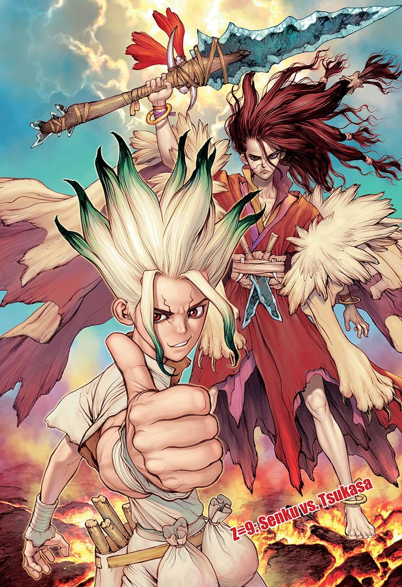 Dr. Stone Wallpapers - Wallpaper Cave