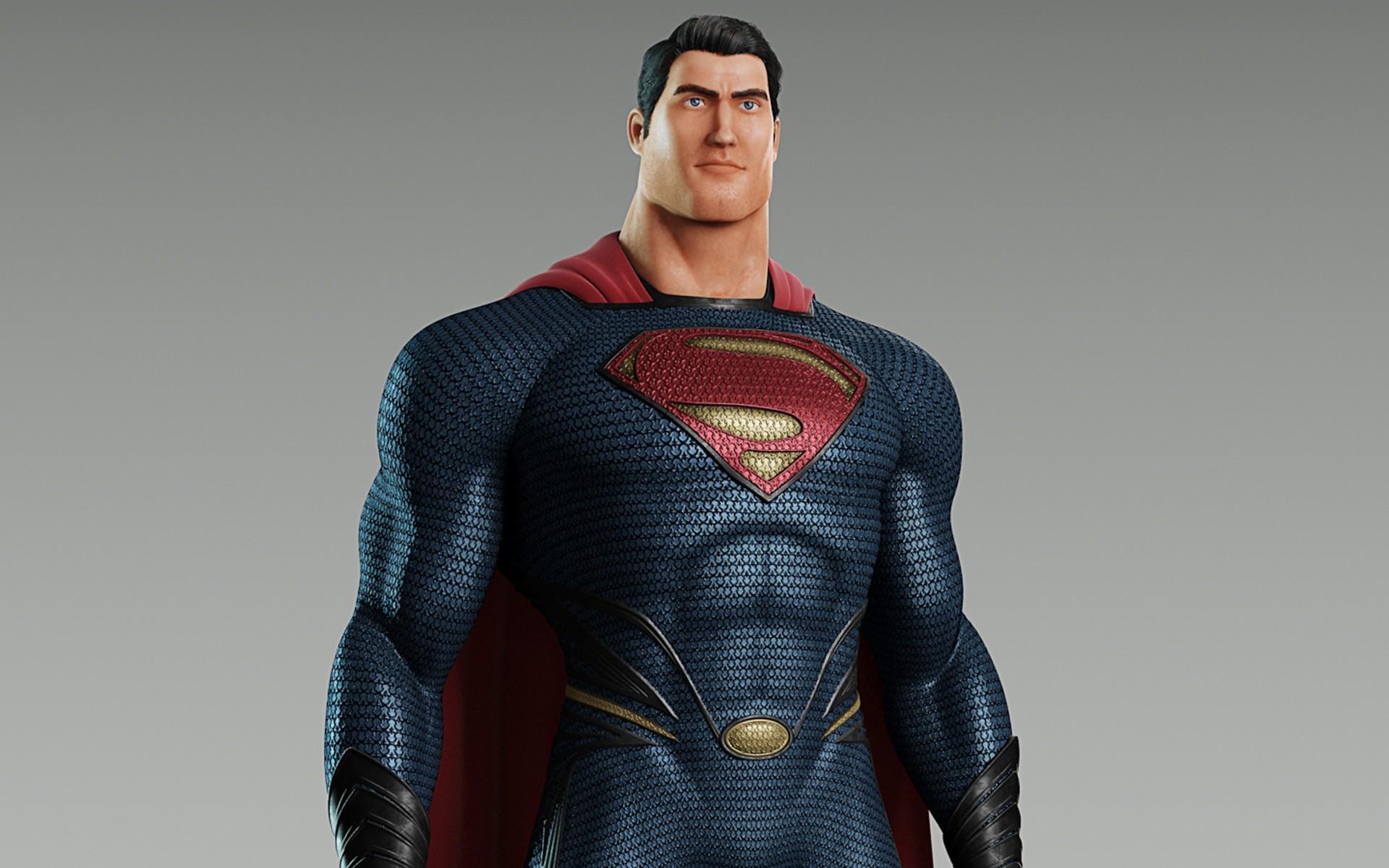 Superman Dc Comic Wallpapers Wallpaper Cave