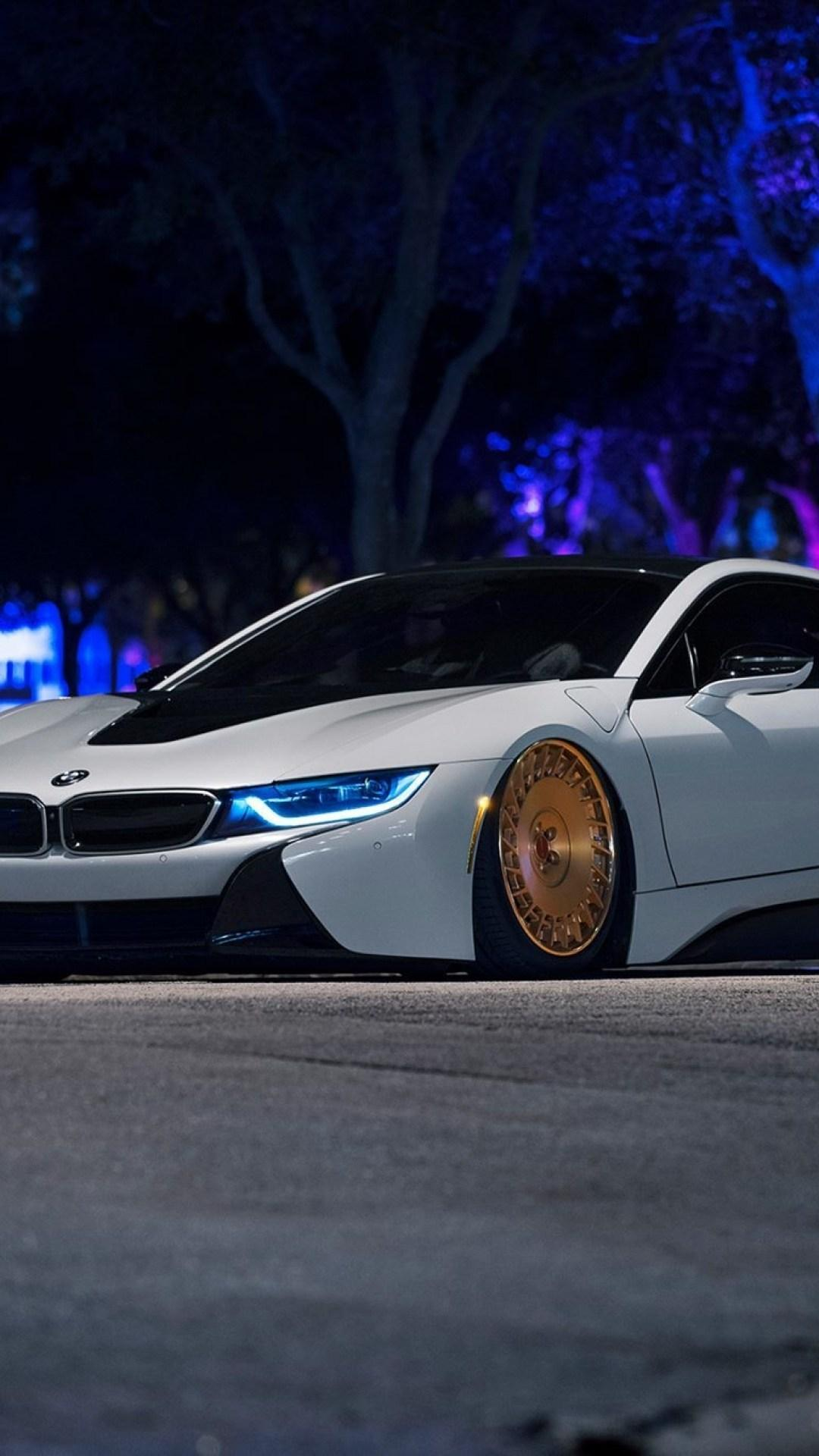 Bmw I8 Phone Wallpapers Wallpaper Cave