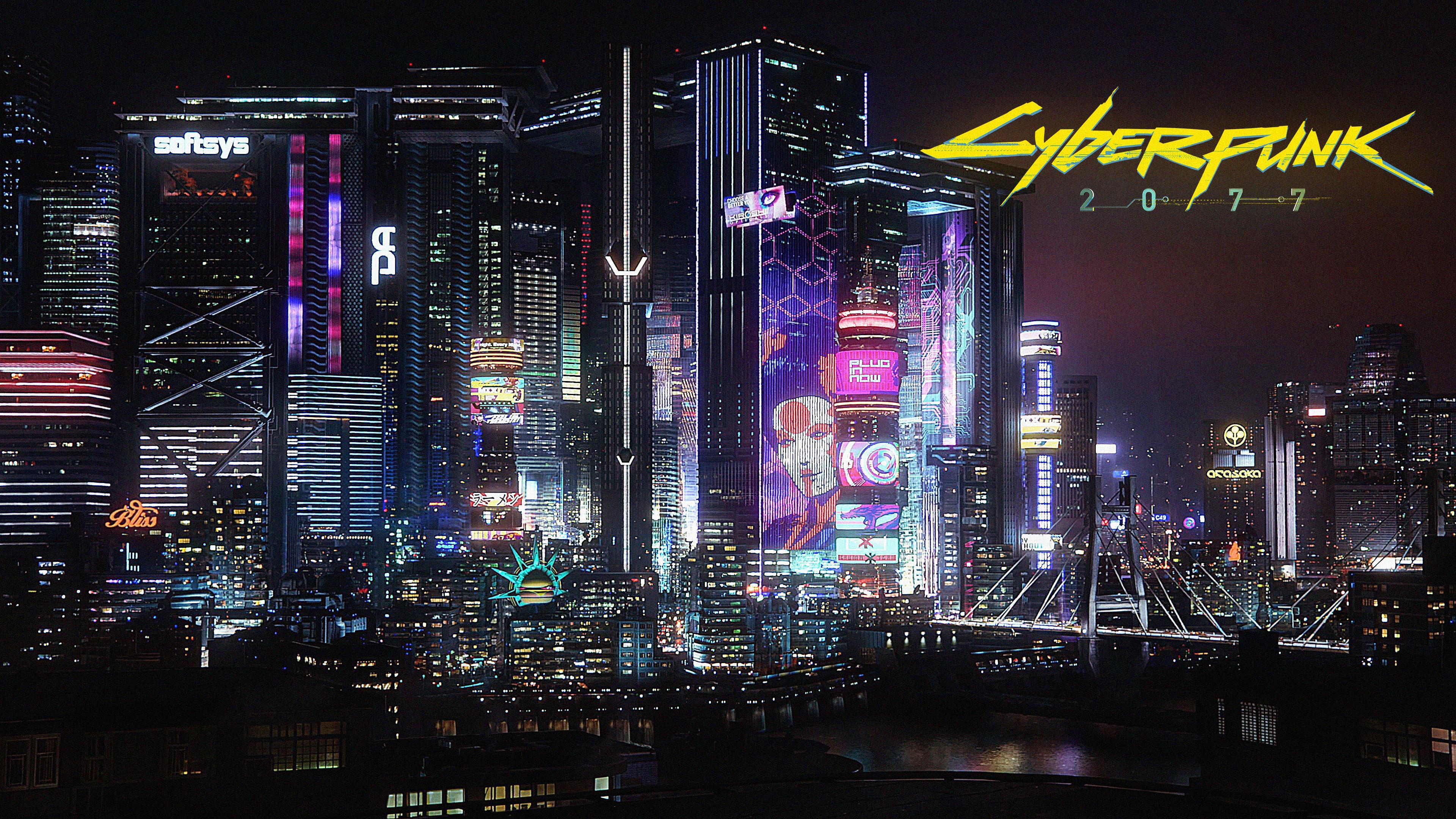 2019 Cyberpunk 2077 Wallpapers - Wallpaper Cave