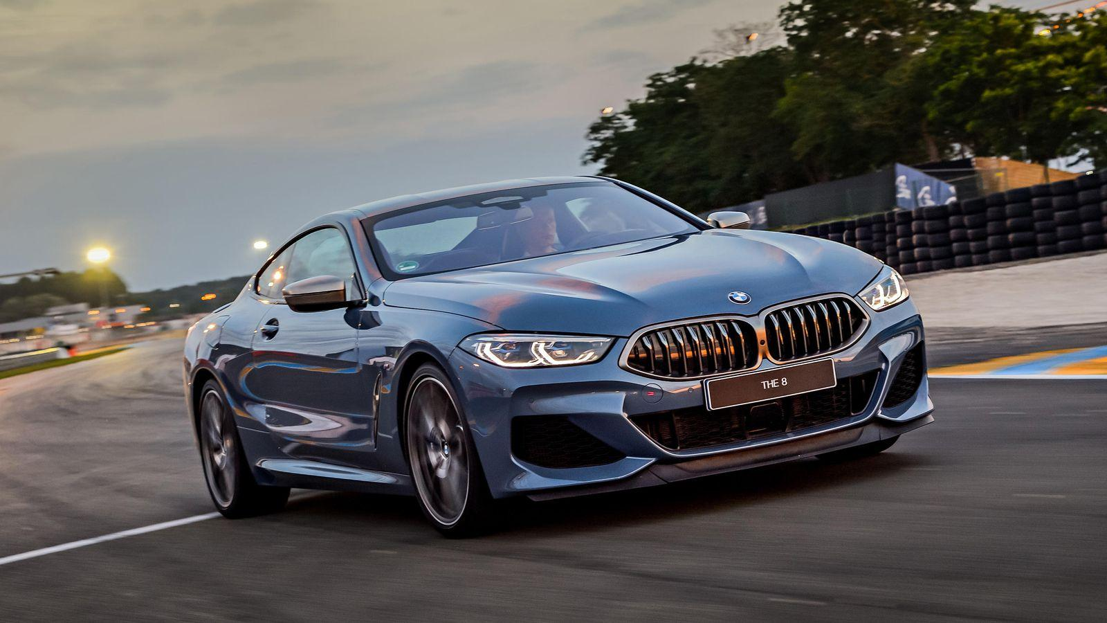 BMW M850i XDrive Gran Coupe Wallpapers - Wallpaper Cave
